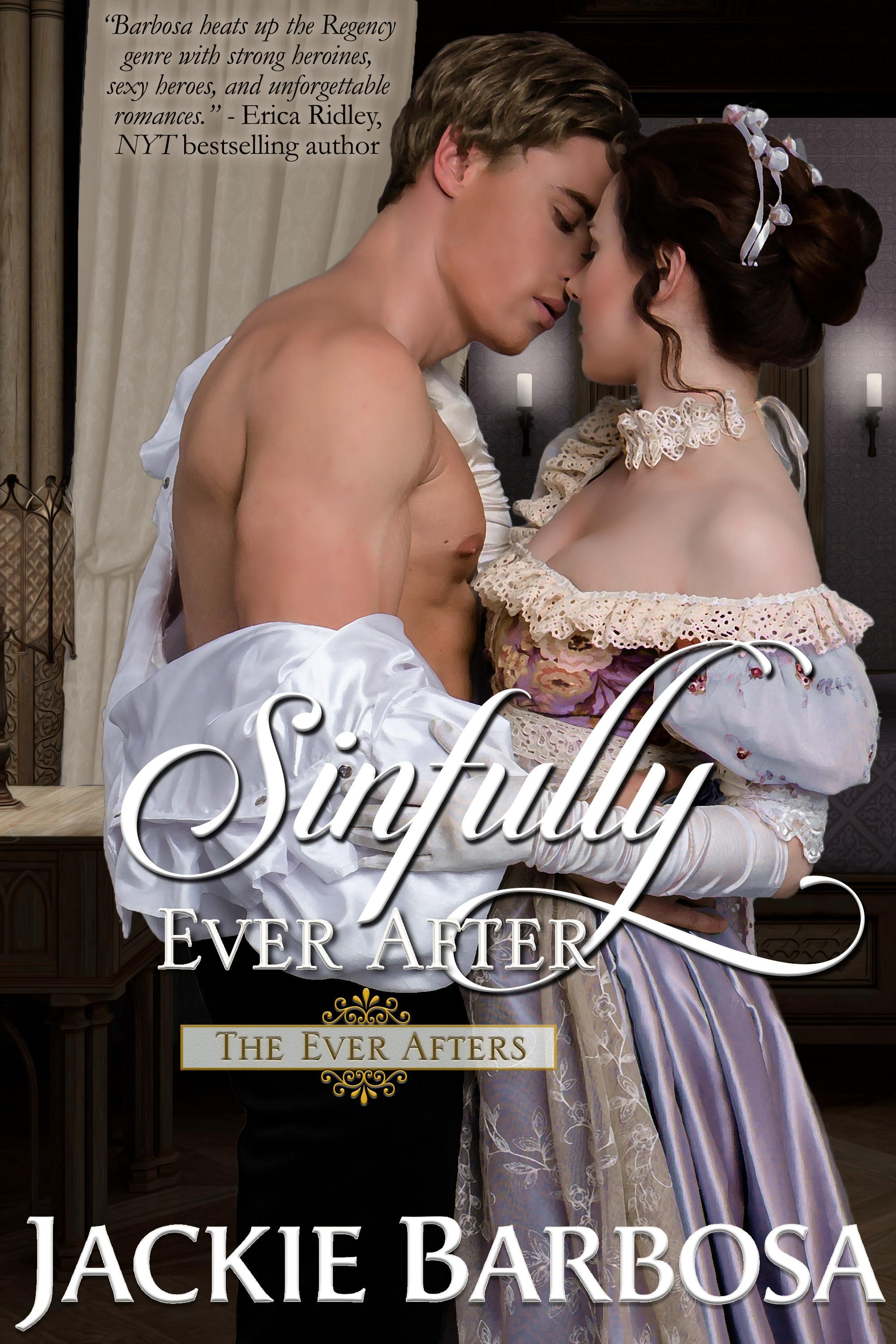 Sinfully Ever After by Jackie Barbosa