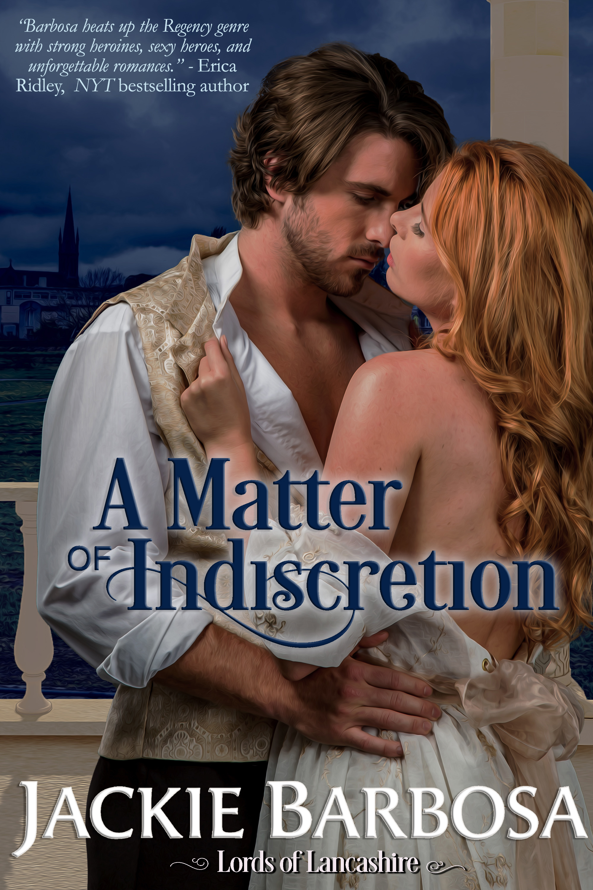 A Matter of Indiscretion by Jackie Barbosa