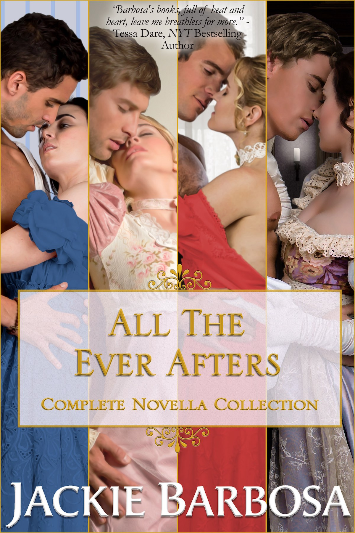 All the Ever Afters by Jackie Barbosa