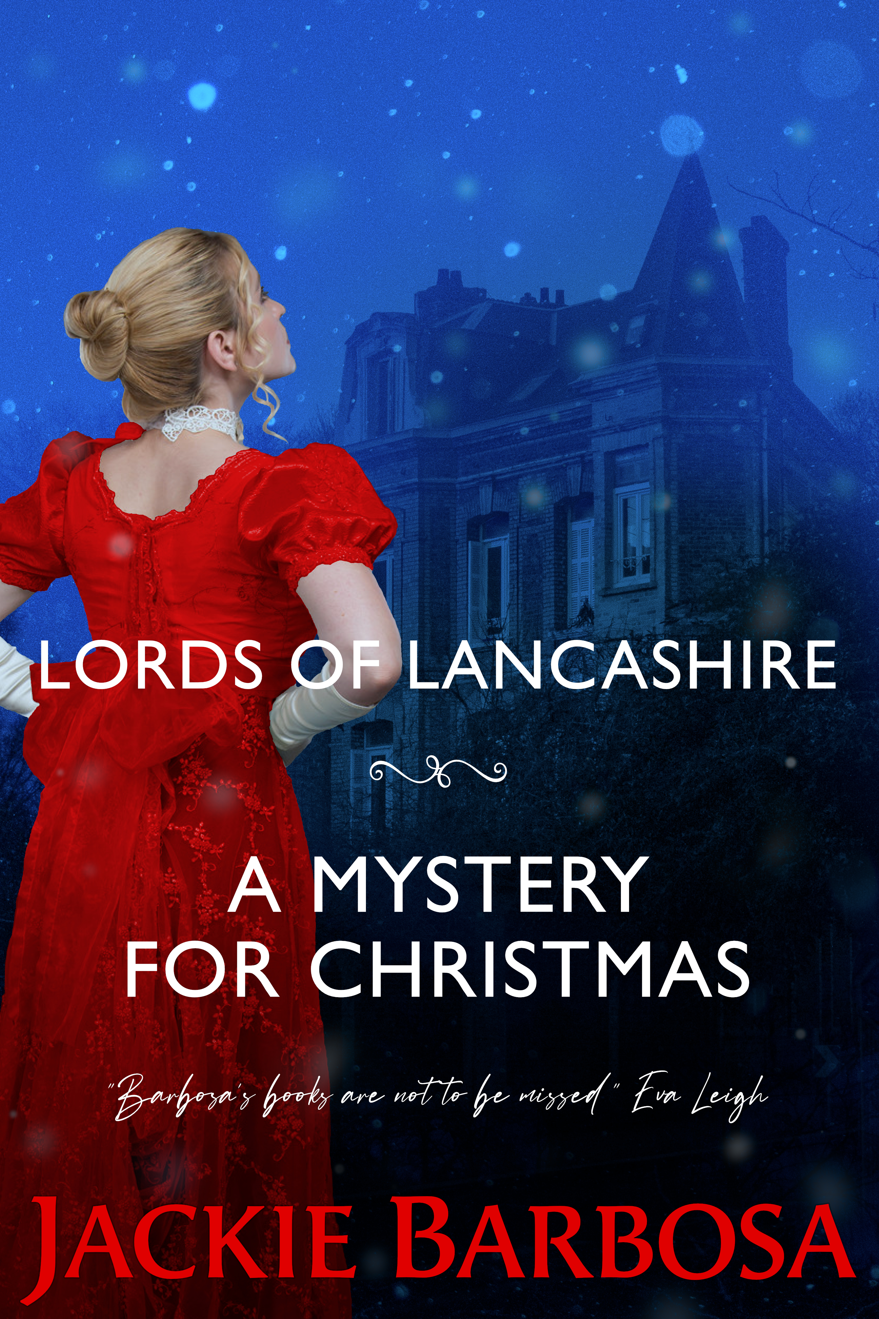 A Mystery for Christmas by Jackie Barbosa