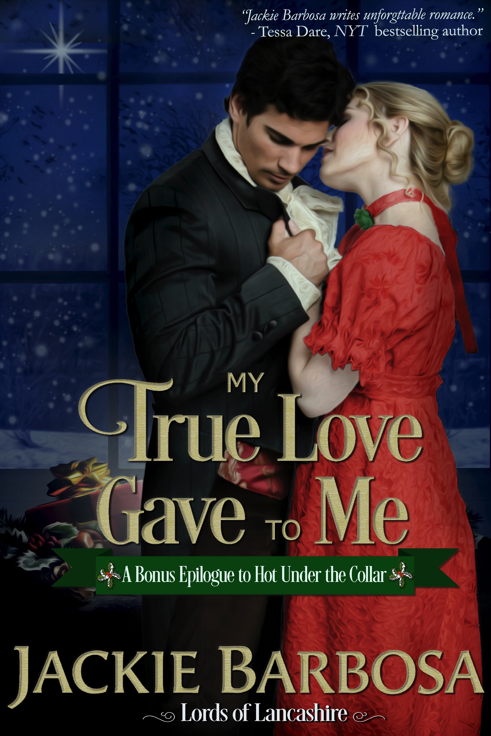 My True Love Gave to Me by Jackie Barbosa