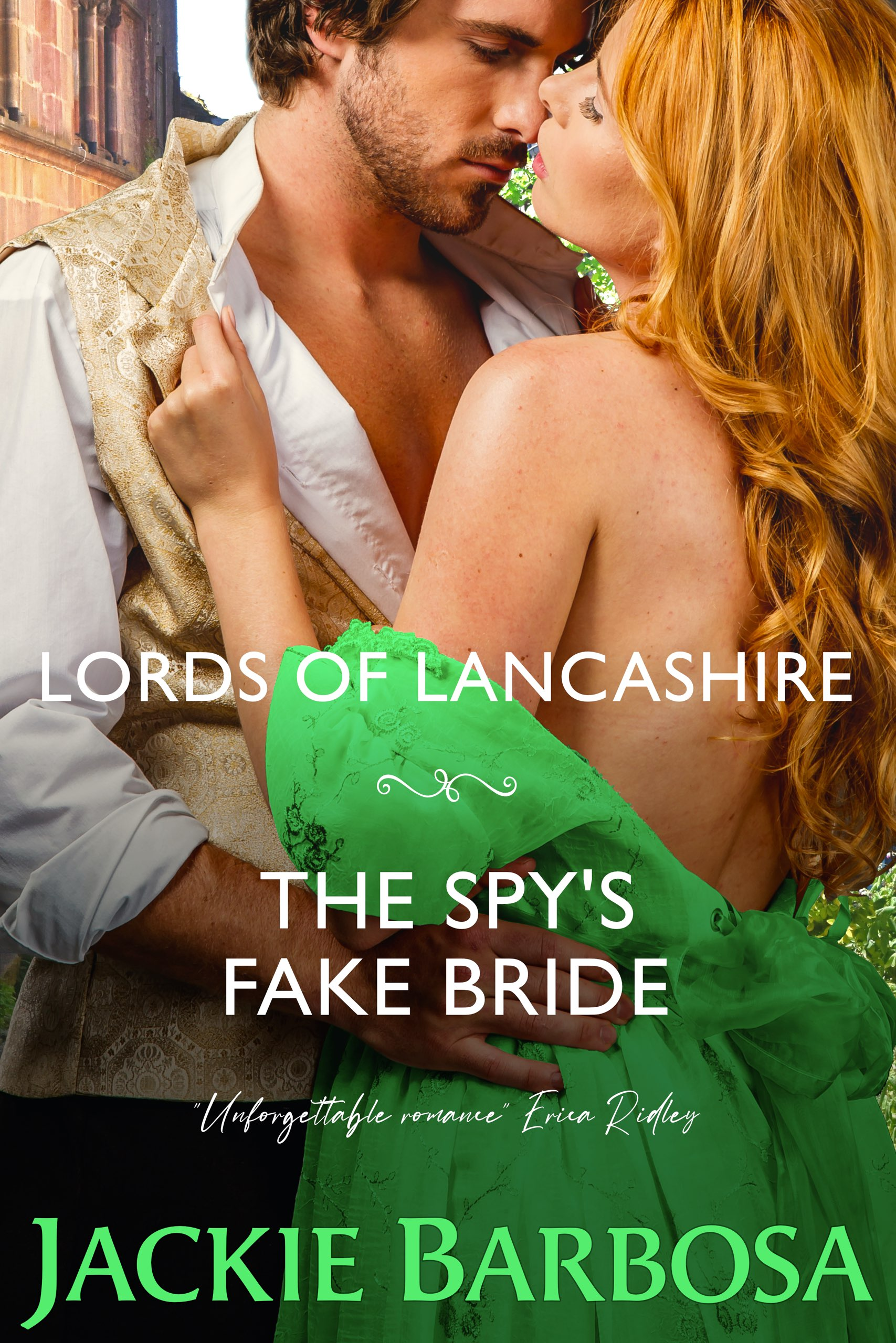 The Spy's Fake Bride by Jackie Barbosa