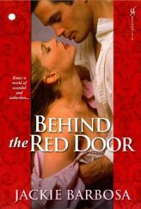 Jackie Barbosa's BEHIND THE RED DOOR
